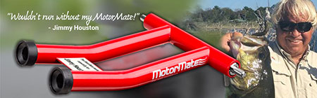 Jimmy Houston, MotorMate Pro Customer