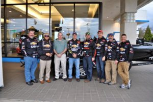 Chevy Fishing Team, MotorMate Pro Customers