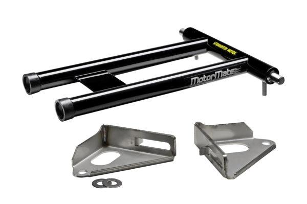 Black MotorMate for Yamaha with bracket