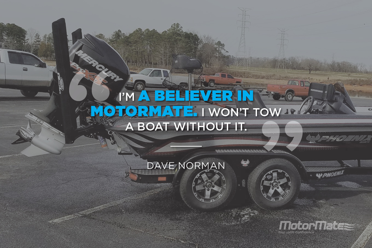 MotorMate for Mercury Testimonial - Dave Norman